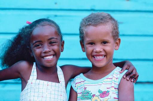 Dominican-Republic-children - Children in the Dominican Republic.