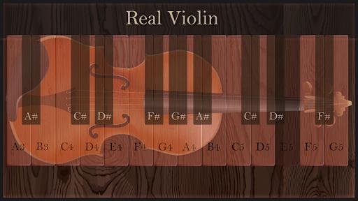 Real Violin 1.0.0 screenshots 6