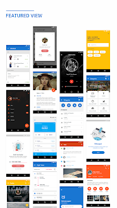 MaterialX - Android Material Design UI 2.4