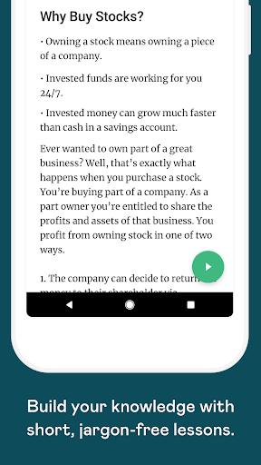 Learn: how to invest in stocks  Paidproapk.com 3