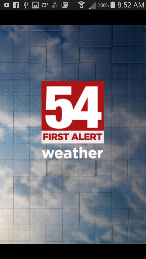 WFXG First Alert Weather- screenshot