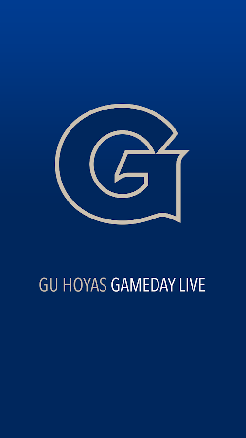 GU Hoyas Gameday LIVE- screenshot