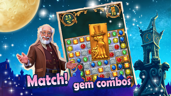 Game Clockmaker - Match 3 Mystery Game APK for Windows Phone