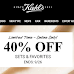 kiehl's『 精選6折🇺🇸SALE 』 契爾氏美妝保養 kiehls 美國免州稅關稅 長期代購