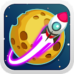 Space Rocket - Star World Icon