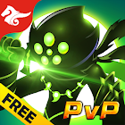League of Stickman Free- Arena PVP(Dreamsky) icon
