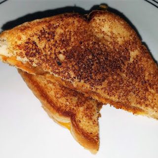 Grilled (Toasted) Chorizo and Cheese Sandwich Recipe