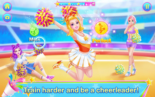 Cheerleader Superstar apkmr screenshots 2