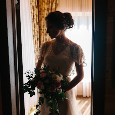 Wedding photographer Anton Tarakanov (antontarakanov). Photo of 25.10.2017