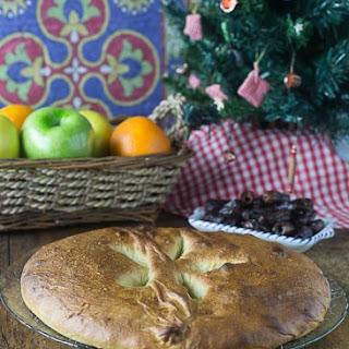 Sweet Olive Oil Bread