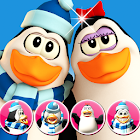 Talking Pengu y Penga pingüino icon
