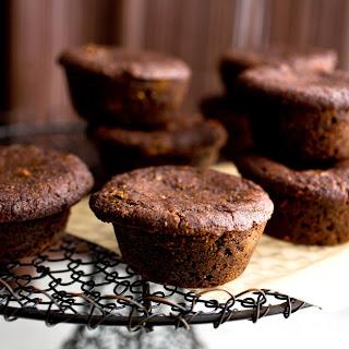 Gluten-Free Cornmeal Molasses Muffins