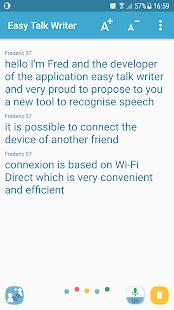 Easy Talk Lite (deaf & hard of hearing people) - náhled