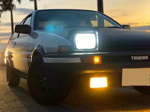 スプリンタートレノ AE86 GT-APEX  1986年式のカスタム事例画像 黒もちさんの2020年03月27日16:09の投稿