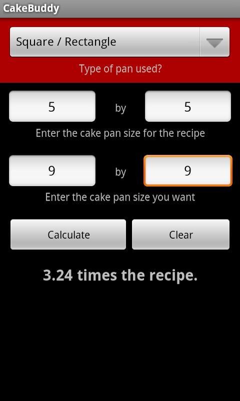 Скриншот CakeBuddyFree