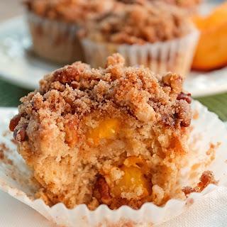 Peach Muffins.