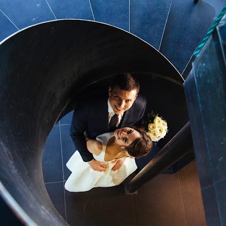 Wedding photographer Andrey Kapralov (andrewkapralov). Photo of 15.02.2017
