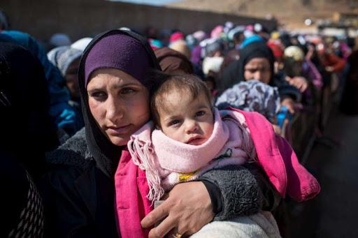 Catholic bishop asks refugees to go home