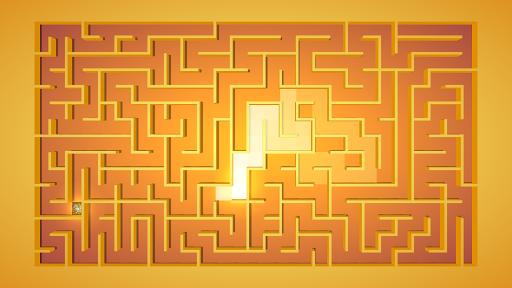 Maze: path of light u2728 apktram screenshots 6
