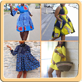 African Pregnant Outfits