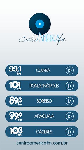 Rádio Centro América FM