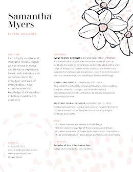 Samantha Myers - Cover Letter item
