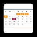 Holiday Calendar 2016 - India icon