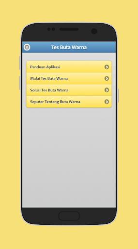 Tes Buta Warna 1.0 screenshots 1