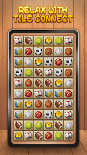 Tile Connect - Free Tile Puzzle & Match Brain Game 1.4.1 screenshots 3