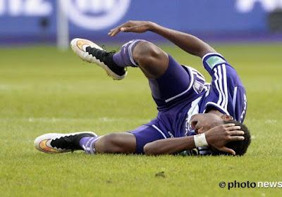 Coup dur pour Anderlecht : Ibrahima Conté doit passer sur le billard