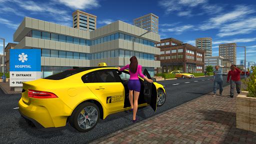 Taxi Game screenshot 2