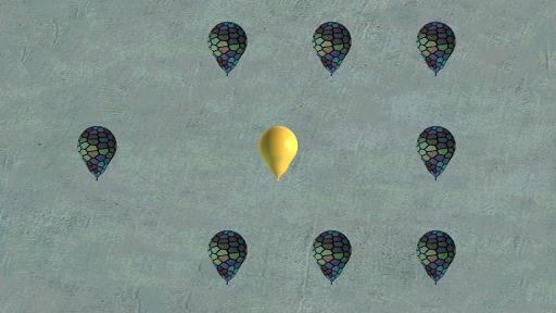 Moving Balloon Pop