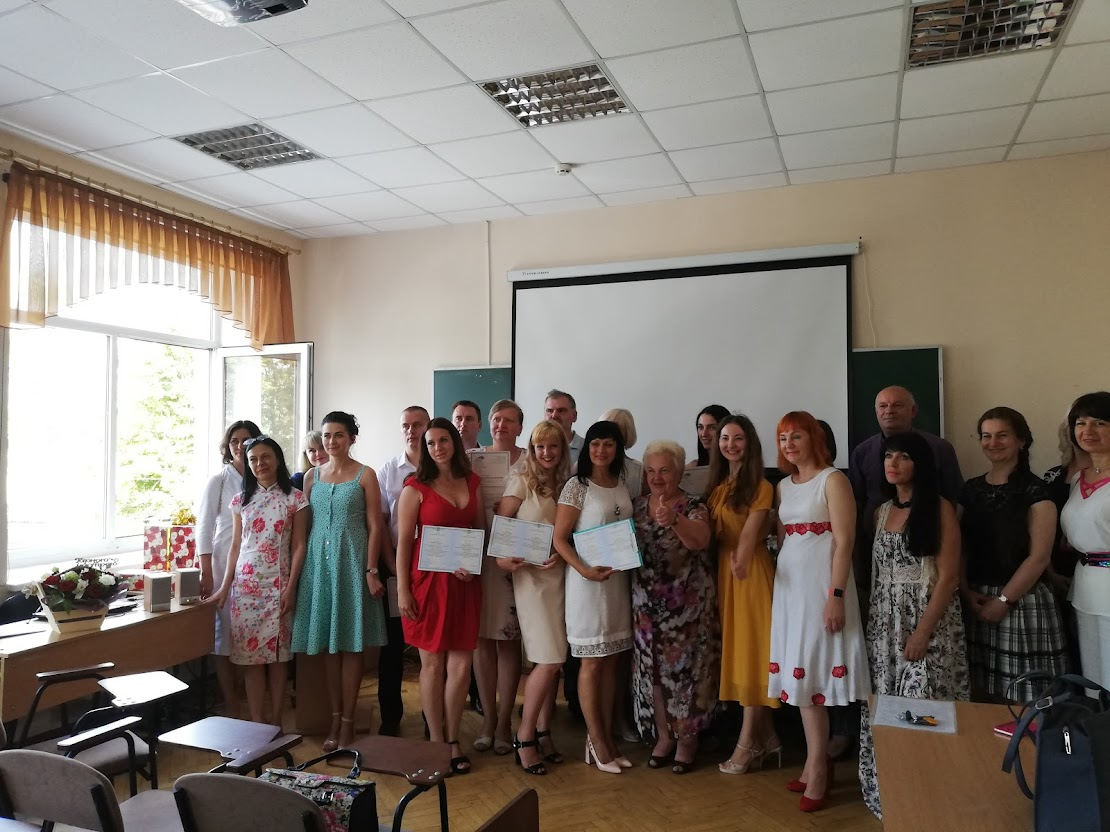 Випуск бакалаврів ПУАб17з