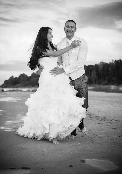 Свадебный фотограф Ромуальд Игнатьев (IGNATJEV). Фотография от 01.12.2014