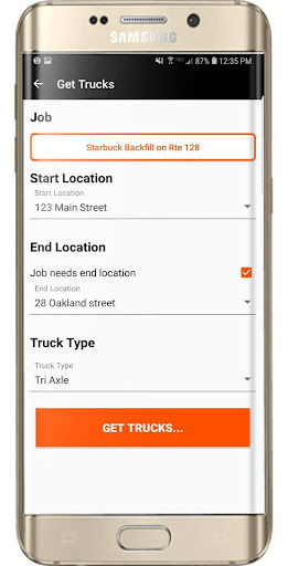 Screenshot for TRUX Connect in United States Play Store