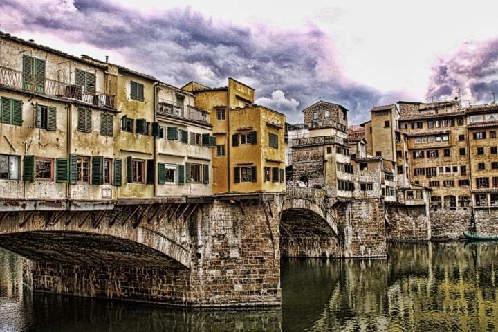 Ponte Vecchio di Massimo Tiozzo