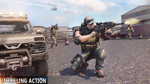 Army Commando Playground - New Action Games 2020 1.22 screenshots 10