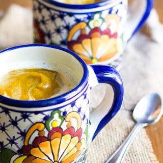 Pumpkin Cappuccino Soup