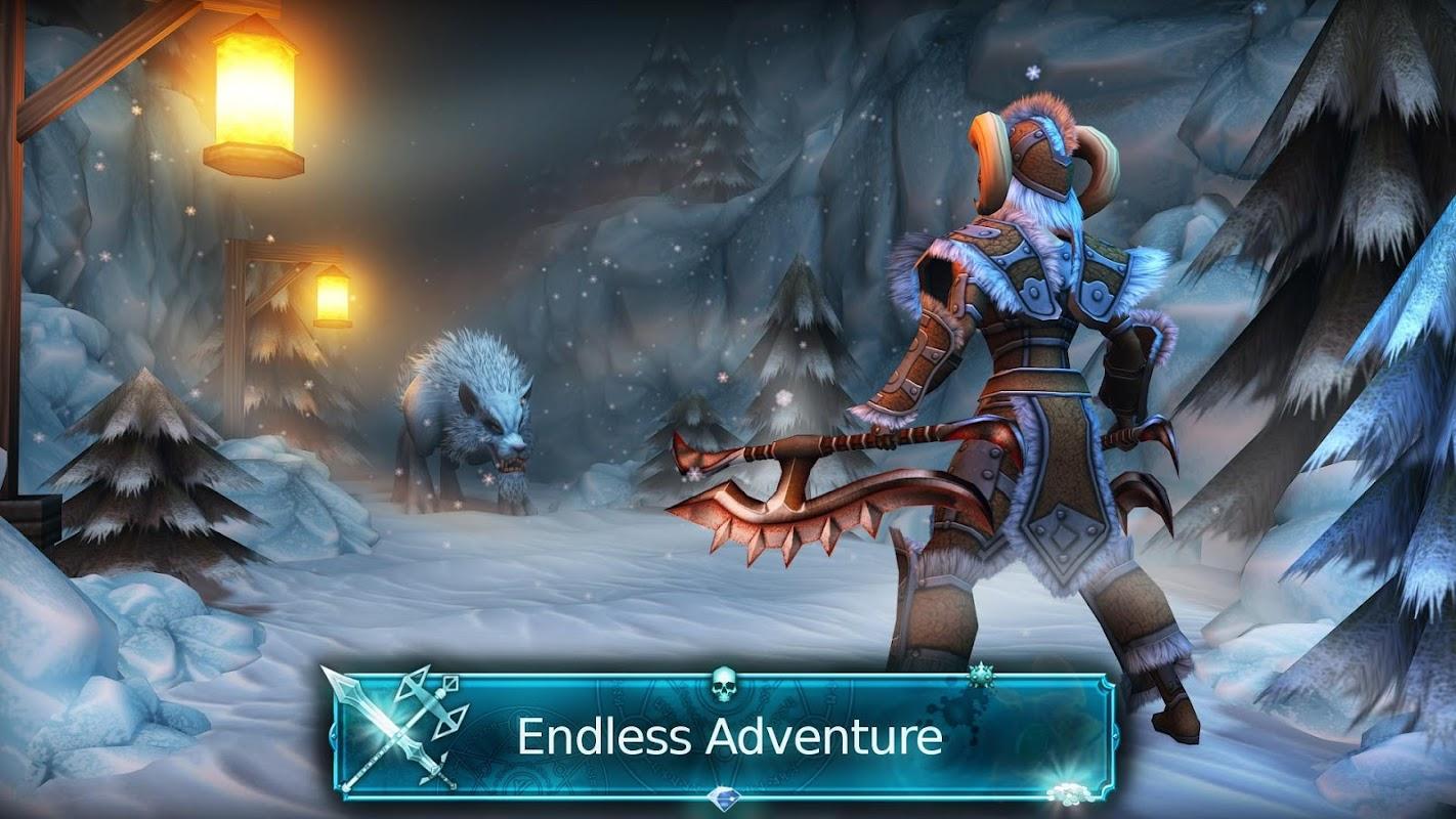 Eternium screenshots