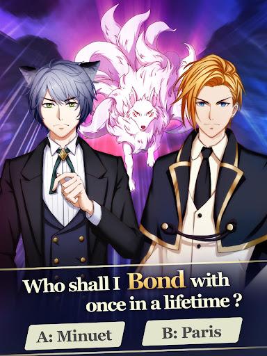 Otome Game:Love Magic Episode2  captures d'u00e9cran 12