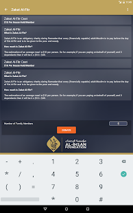 Al-Ihsan  Zakat & Charity App- screenshot thumbnail