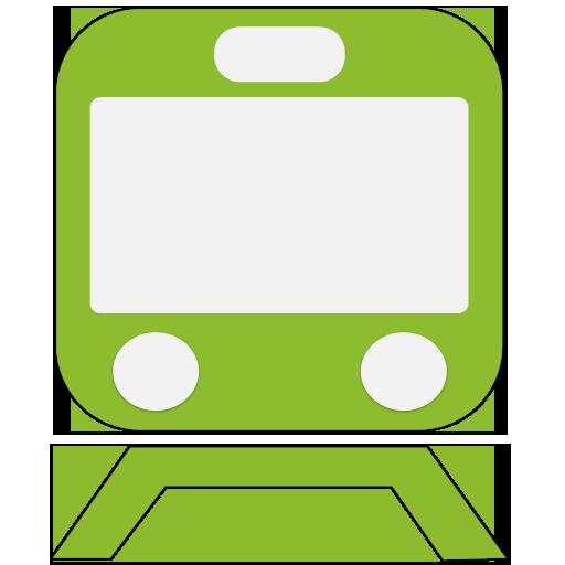 지하철 노선도 (app)
