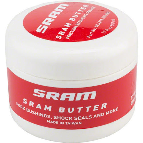 SRAM Butter Grease for Pike and Reverb Service, Hub Pawls, 500ml