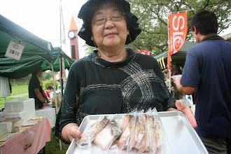 Photo: 江戸川台東の燻製屋さん 鮭の燻製、鯖の燻製、鳥の燻製を販売します。