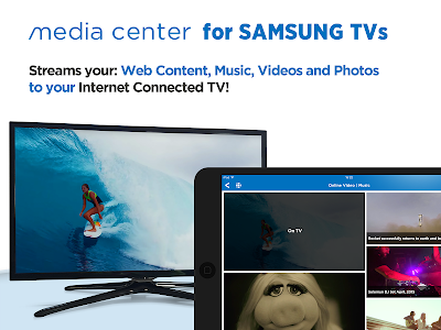 Samsung TV Media Center screenshot 9