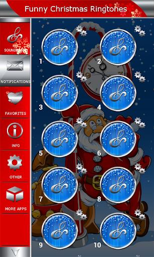 Funny Christmas Ringtones screenshots 3