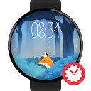 Mysterious Forest watchface by Gemma
