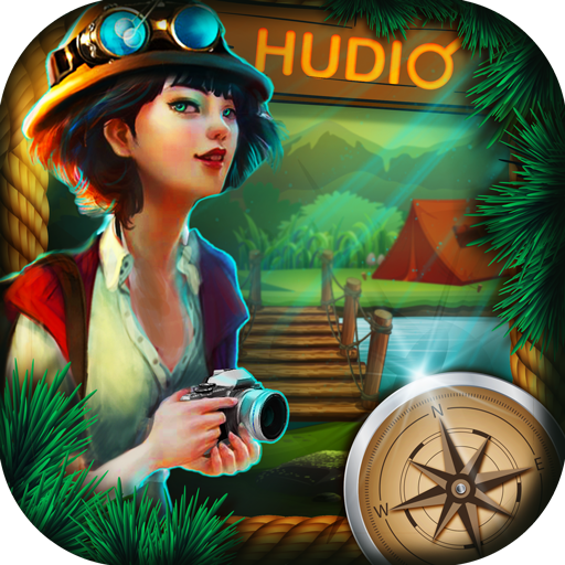 Hidden Objects - Vacation Adventures Icon