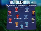 Heel wat jongens van Oostende, KV Mechelen en Gent in ons Team van de Week