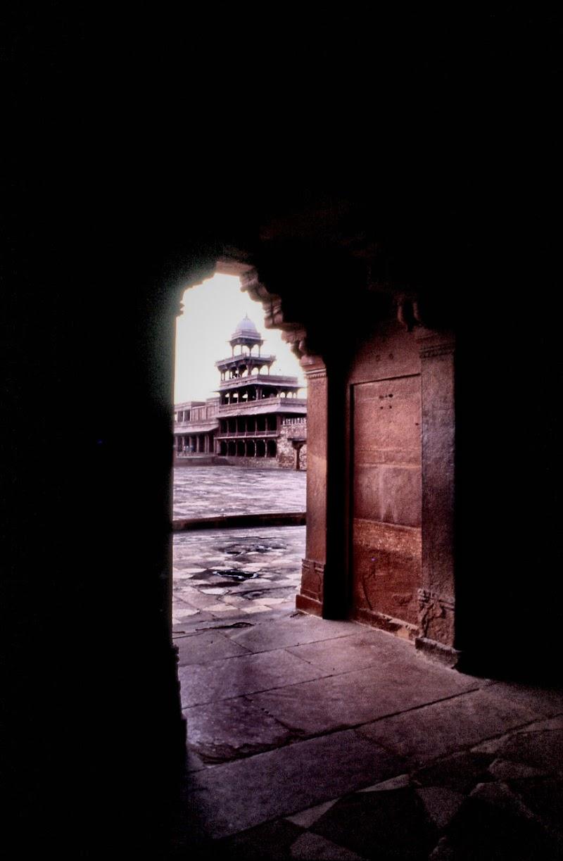Palazzo di Fatehpur Siri di smpaint